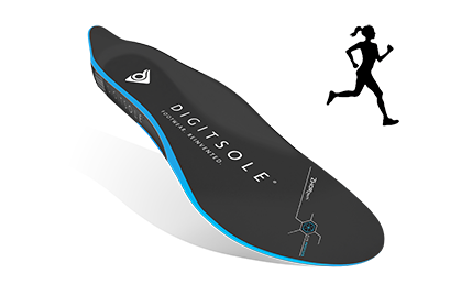 Run Profiler : connected insole